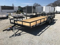 Utility Trailer For Sale 2019 Diamond C 6GT-16X83