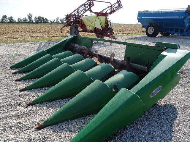 John Deere 643 Header-Corn For Sale