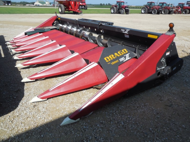 2014 Drago 830 Header-Corn For Sale