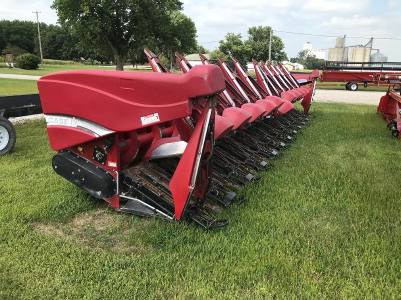 2010 Case IH 2612 Header-Corn For Sale