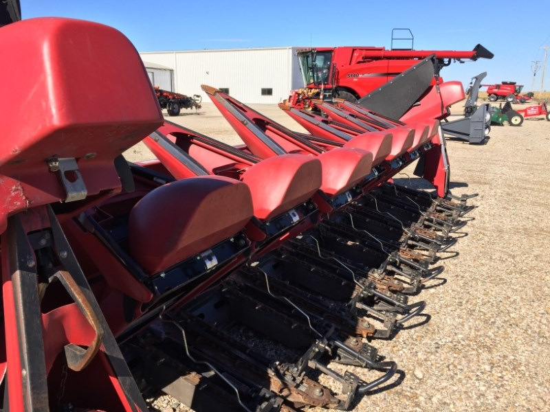2009 Case IH 3408 Header-Corn For Sale
