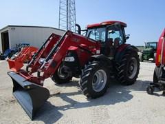 Tractor For Sale 2013 Case IH MAXXUM 110 , 110 HP
