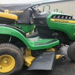 2013 John Deere D105 Lawn Mower For Sale » LandPro Equipment