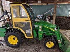 Tractor For Sale 2008 John Deere 2520 , 17 HP