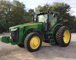 Tractor For Sale: 2011 John Deere 8235R, 235 HP