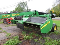 Mower Conditioner For Sale 2010 John Deere 946