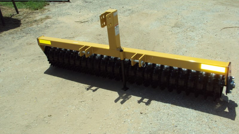 Dirt Dog New Dirt Dog 3pt cultipackers 5' to 8' width Misc. Ag For Sale