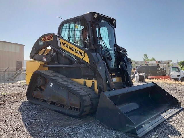 2014 New Holland C232 Skid Steer For Sale