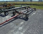 Header Trailer For Sale: 2002 EZ-Trail 672