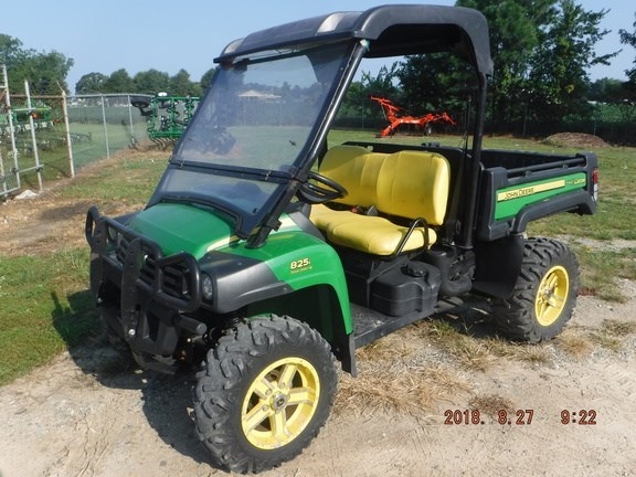 2013 John Deere XUV 825I GREEN Utility Vehicle For Sale