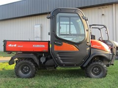 Utility Vehicle For Sale 2010 Kubota RTV1100CW