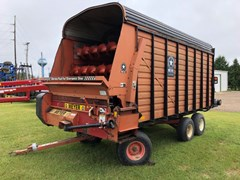 Forage Box-Wagon Mounted For Sale 1998 Meyer 4216
