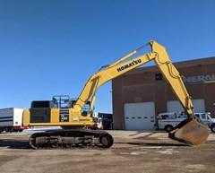 Excavator For Sale:  2016 Komatsu PC490LC-11