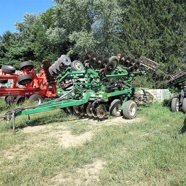 2005 Great Plains 1700TT Vertical Tillage For Sale