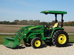 Tractor - Compact For Sale 2007 John Deere 4520-HYD