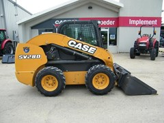 Skid Steer For Sale 2015 Case SV280 , 75 HP