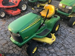 Riding Mower For Sale 1998 John Deere LT166 , 16 HP