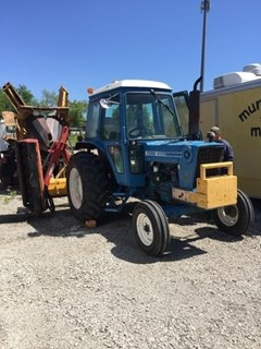 Tractor For Sale:  1978 Ford 6600 , 70 HP