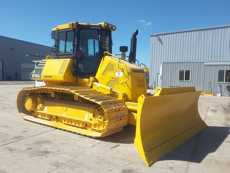 2018 Komatsu D61PXI-24 Crawler Tractor For Sale
