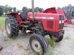 Tractor For Sale 2005 Massey Ferguson 471 , 59 HP
