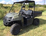 Utility Vehicle For Sale: 2009 Polaris R09HH50AG, 32 HP