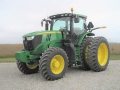 Tractor For Sale 2013 John Deere 6190R , 190 HP