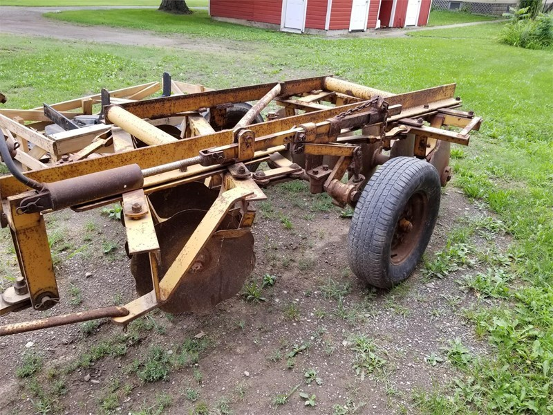Taylor Way 200035 Disk Harrow For Sale