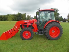 Tractor For Sale 2018 Kubota M5-111 , 111 HP