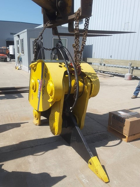 2018 Hensley XR-20 Excavator Attachment For Sale