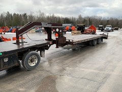 Utility Trailer For Sale 1998 Trail Boss 26'5TH