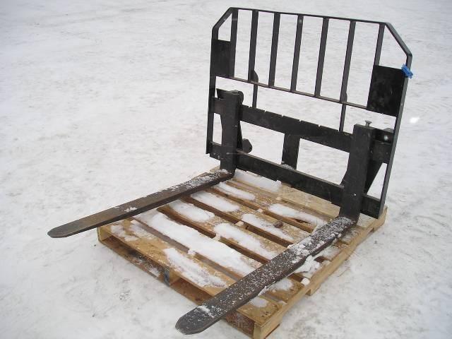 2007 FFC LAF1138 Pallet Fork For Sale