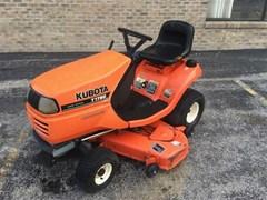 Riding Mower For Sale Kubota T1760