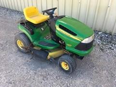 Riding Mower For Sale:   John Deere LA100