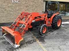 Tractor For Sale:  2003 Kubota L4630GST , 46 HP
