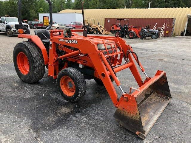 Kubota L2350DT Tractor For Sale
