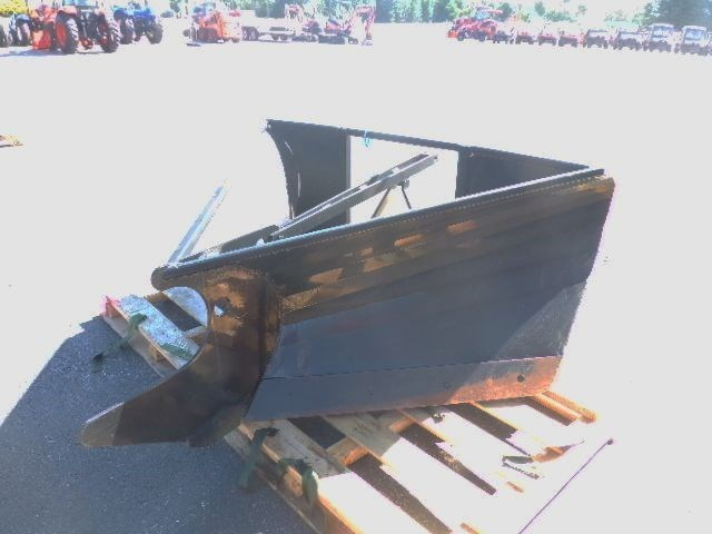 Homemade V-PLOW Snow Blade For Sale