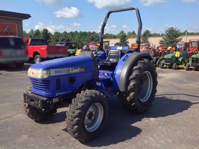 LandTrac 360DTC Tractor For Sale