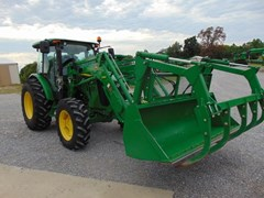 Tractor For Sale 2014 John Deere 5115M , 105 HP