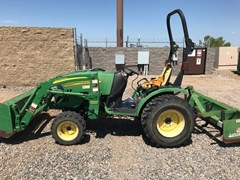 Tractor For Sale:  John Deere 2520 HST