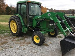 Tractor For Sale 1995 John Deere 6400 , 100 HP