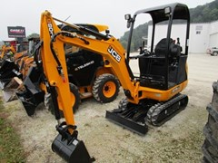 Excavator-Mini For Sale 2017 JCB 8018 , 19 HP