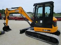 Excavator-Track For Sale 2017 JCB 55Z-1 T4