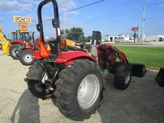 Tractor For Sale 2018 Case IH FARMALL 45C SERIES II:-Rops