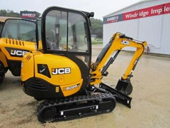 Excavator-Mini For Sale 2018 JCB  8029 CTS , 32 HP