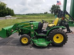 Tractor For Sale 2011 John Deere 2520 , 17 HP