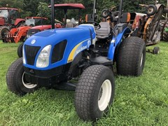 Tractor For Sale 2008 New Holland T4030        Class B