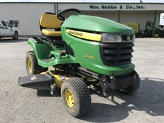 Riding Mower For Sale 2009 John Deere X300 , 17 HP