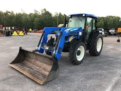 Tractor For Sale:  2008 New Holland T4030