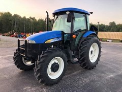 Tractor For Sale:  2008 New Holland TD5050