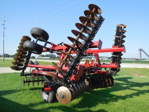 Disk Harrow For Sale:  2006 Case IH RMX340